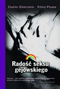 Radość seksu gejowskiego - okładka książki