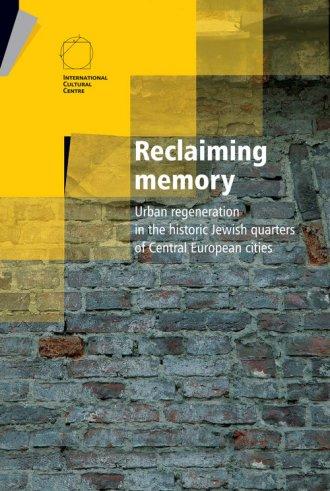 Reclaiming memory - okładka książki