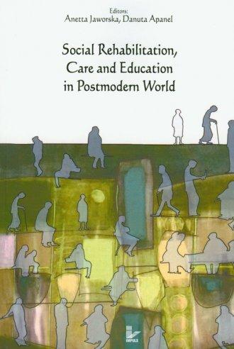 Social Rehabilitation, Care and - okładka książki