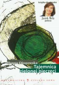 Tajemnica zielonej pieczęci - okładka książki