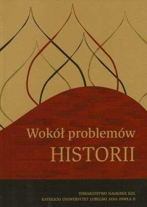 Wokół problemów historii - okładka książki