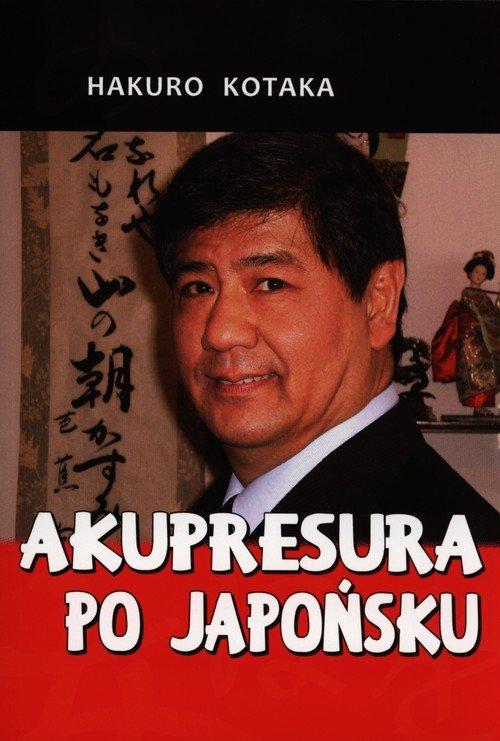 Akupresura po japońsku - okładka książki
