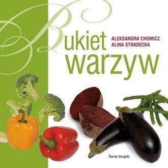 Bukiet warzyw - okładka książki