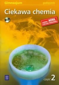 Ciekawa chemia. Gimnazjum. Podręcznik - okładka podręcznika