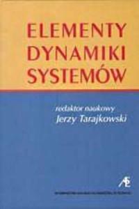 Elementy dynamiki systemów - okładka książki