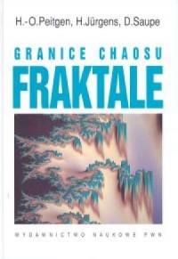 Granice chaosu. Fraktale cz.1 - okładka książki