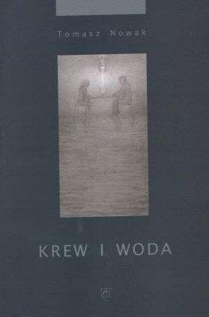 Krew i woda - okładka książki