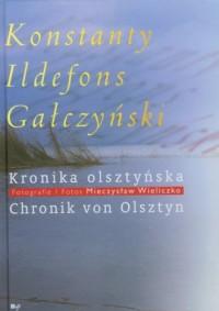 Kronika olsztyńska (wersja pol./niem.) - okładka książki