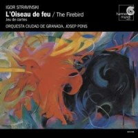 L Oiseau de feu (Ognisty ptak) (CD) - okładka płyty
