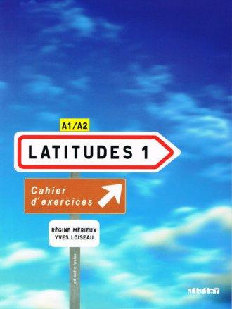 Latitudes 1. Ćwiczenia (+ CD audio) - okładka podręcznika