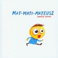Mat Mati Mateusz - okładka książki