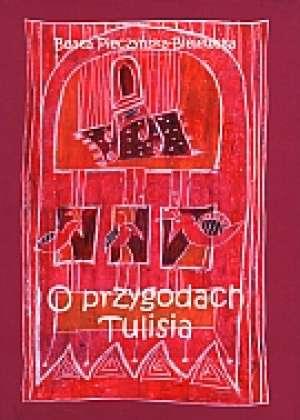 O przygodach Tulisia - okładka książki