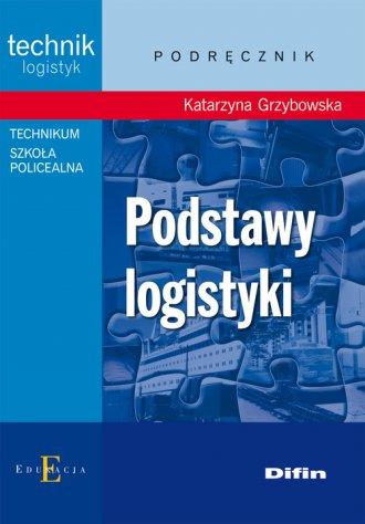 Podstawy logistyki - okładka książki