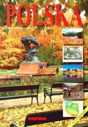 Polska. 541 fotografii (wersja - okładka książki