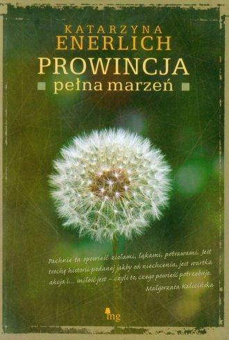 Prowincja pełna marzeń - okładka książki