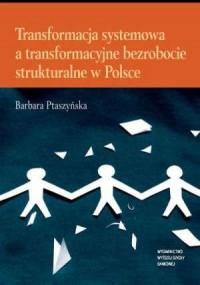 Transformacja systemowa a transformacyjne - okładka książki