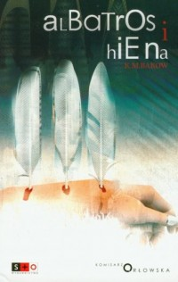 Albatros i hiena - okładka książki