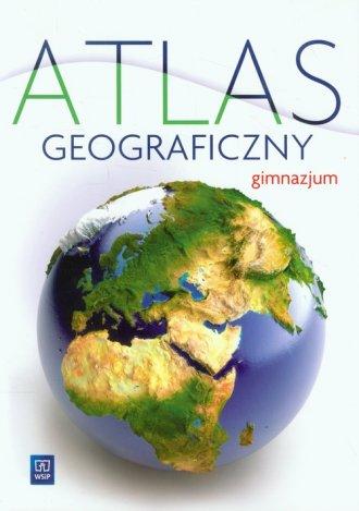 Atlas geograficzny. Gimnazjum - okładka podręcznika