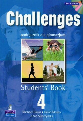 Challenges 4. Student s Book (+ - okładka podręcznika