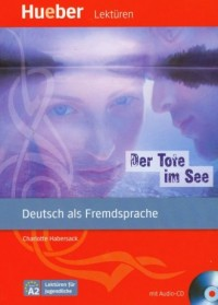 Der Tote im See (+ CD) - okładka podręcznika