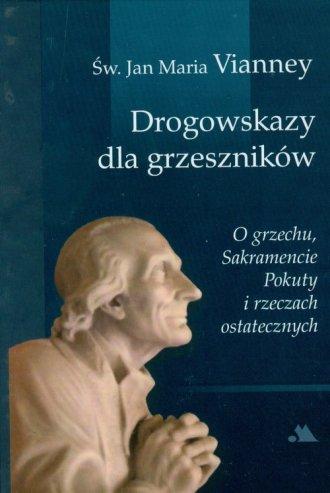 Drogowskazy dla grzeszników - okładka książki