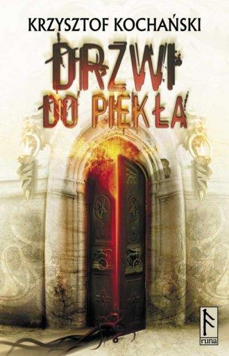 Drzwi do piekła - okładka książki