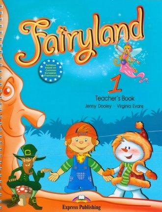 Fairyland 1. Język angielski. Szkoła - okładka podręcznika
