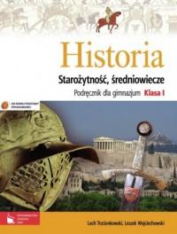 Historia. Starożytność i średniowiecze. - okładka podręcznika