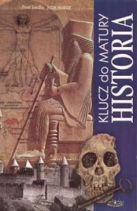 Klucz do matury. Historia - okładka podręcznika