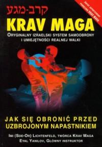 Krav Maga. Jak się obronić przed uzbrojonym napastnikiem - okładka książki