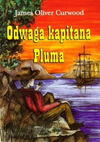 Odwaga kapitana Pluma - okładka książki