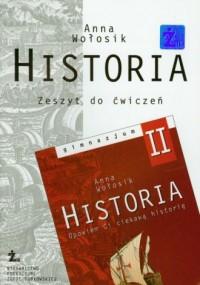 Opowiem Ci ciekawą historię. Historia 2. Gimnazjum. Zeszyt ćwiczeń - okładka podręcznika