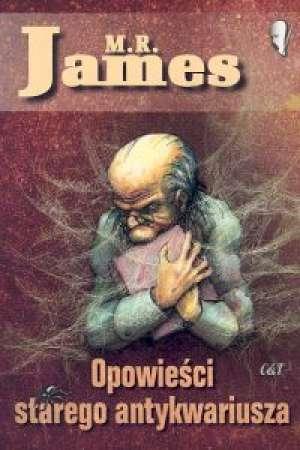 Opowieści starego antykwariusza - okładka książki