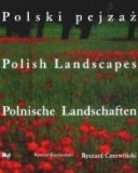 Polski pejzaż - okładka książki