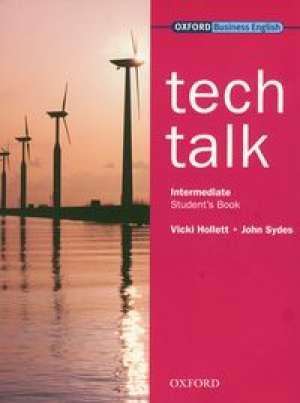 Tech Talk Intermediate Student - okładka podręcznika