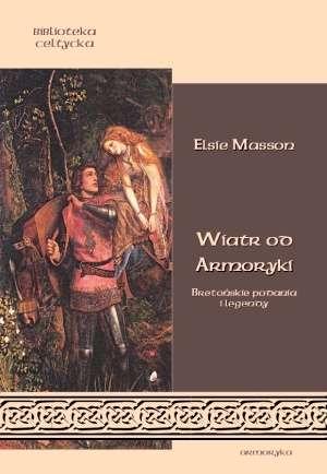 Wiatr od Armoryki. Bretońskie podania - okładka książki