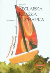 Żeglarska książka kucharska - okładka książki