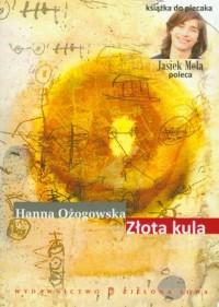 Złota kula - okładka książki