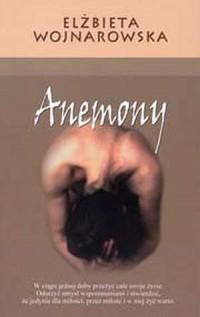 Anemony - okładka książki