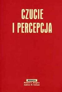 Czucie i percepcja - okładka książki