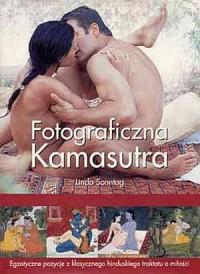 Fotograficzna Kamasutra - Linda - okładka książki