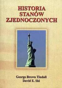 Historia Stanów Zjednoczonych - okładka książki