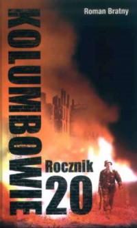 Kolumbowie. Rocznik 20 - okładka książki