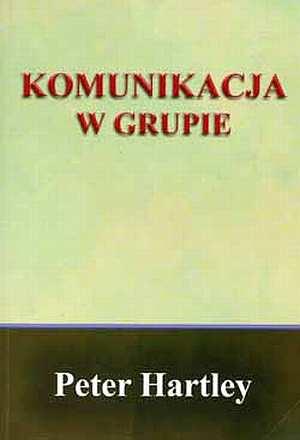 Komunikacja w grupie - okładka książki
