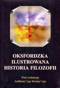Oksfordzka Ilustrowana Historia - okładka książki