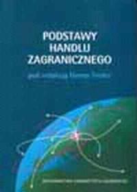 Podstawy handlu zagranicznego - okładka książki
