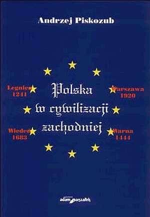 Polska w cywilizacji zachodniej - okładka książki