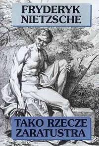 Tako rzecze Zaratustra. Książka - okładka książki