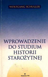 Wprowadzenie do studium historii - okładka książki