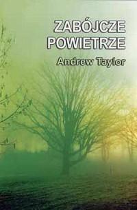 Zabójcze powietrze - okładka książki